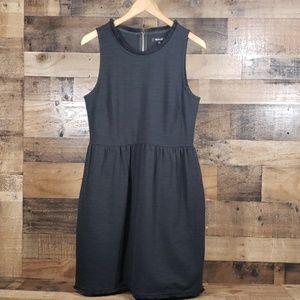 [Madewell] Afternoon Ponte Dress Large